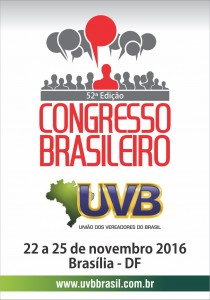 CONGRESSO BRASILEIRO DA UVB