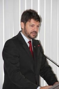 Anderson Alarcon, Consultor Jurídico da UVB