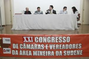 Aconteceu o Congresso da AVAMS  reunindo Vereadores da Área Mineira da SUDENE
