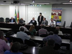 Presidente da UVB presente no  XIX encontro Missioneiro de Vereadores e Servidores
