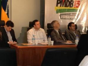Presidente da UVB participa de encontro com Vereadores em Porto Alegre