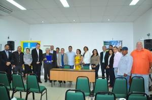Presidente da Câmara de Goytacazes  designado superintendente da UVB