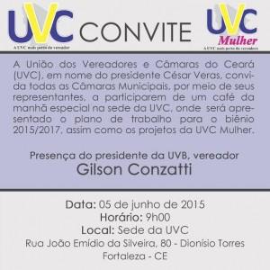 União dos Vereadores do Ceará planeja próximo biênio da gestão