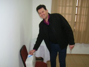 Vereador Júlio César  Makuch de Prudentópolis  é o novo presidente da ACAMPAR