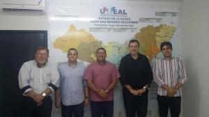 UVB inicia por Alagoas série de reuniões na região Nordeste do país