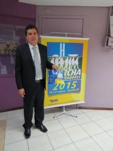 UVB presente no evento da Abrascam em Joinville/SC