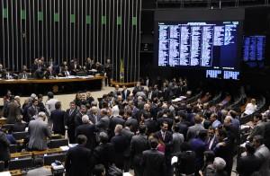 Plenário da Câmara dos Deputados aprova aumento de tributo sobre lucro de instituições financeiras