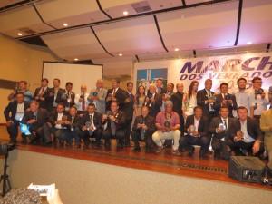 Vencedores do Troféu Destaque Nacional da UVB