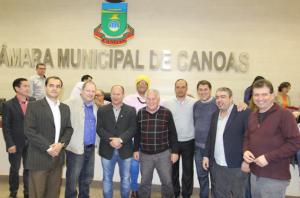 Câmara de Canoas cria comissão de acompanhamento do Pacto Federativo