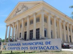 Presidente Gilson Conzatti em Campos dos Goytacazes