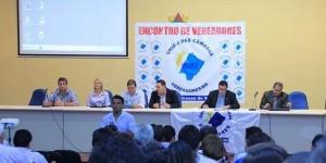 UCVMS realizou encontro de vereadores