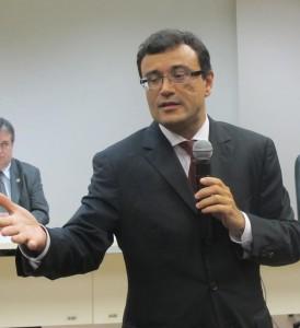 Ministro do TSE Joelson Dias confirmado no 51° Congresso de Vereadores em Salvador