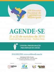 XIII Encontro Nacional de Legislativos Municipais – Fortaleza/CE