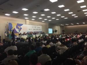 Grande Encontro do Poder Legislativo Municipal começa em Fortaleza