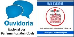 Ouvidoria Nacional dos Parlamentos Municipais lançada em Salvador