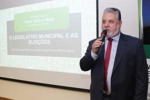 Edison Melo abre encontro falando de subsídios e Diárias
