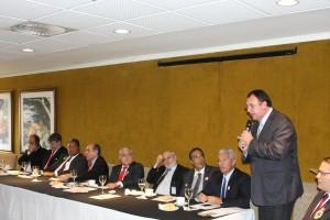 Presidente da UVB participa do lançamento da Frente parlamentar contra a dengue