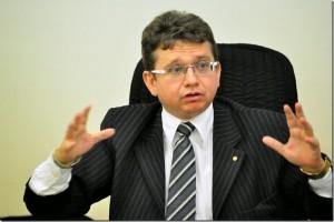 Juiz Herval Sampaio na Marcha dos Vereadores