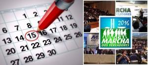 Marcha 2016: Até o dia 15, incrições com desconto