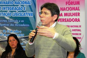 """Ética, Família e Poder"", será o tema médico e vereador Sérgio Kniphoff"