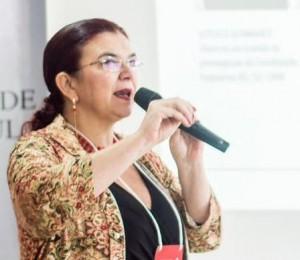"""""""Saber para Vencer"""", Elisiane da Silva capacita mulheres no Encontro Nacional no RS"""