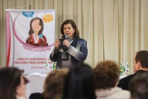 Maria Helana Sartori fala sobre o papel da mulher nos espaços de poder