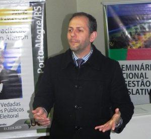André Camillo abriu Seminário da UVB em Porto Alegre