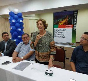 João Pessoa recebe o II Encontro Nacional de Legislativos Municipais