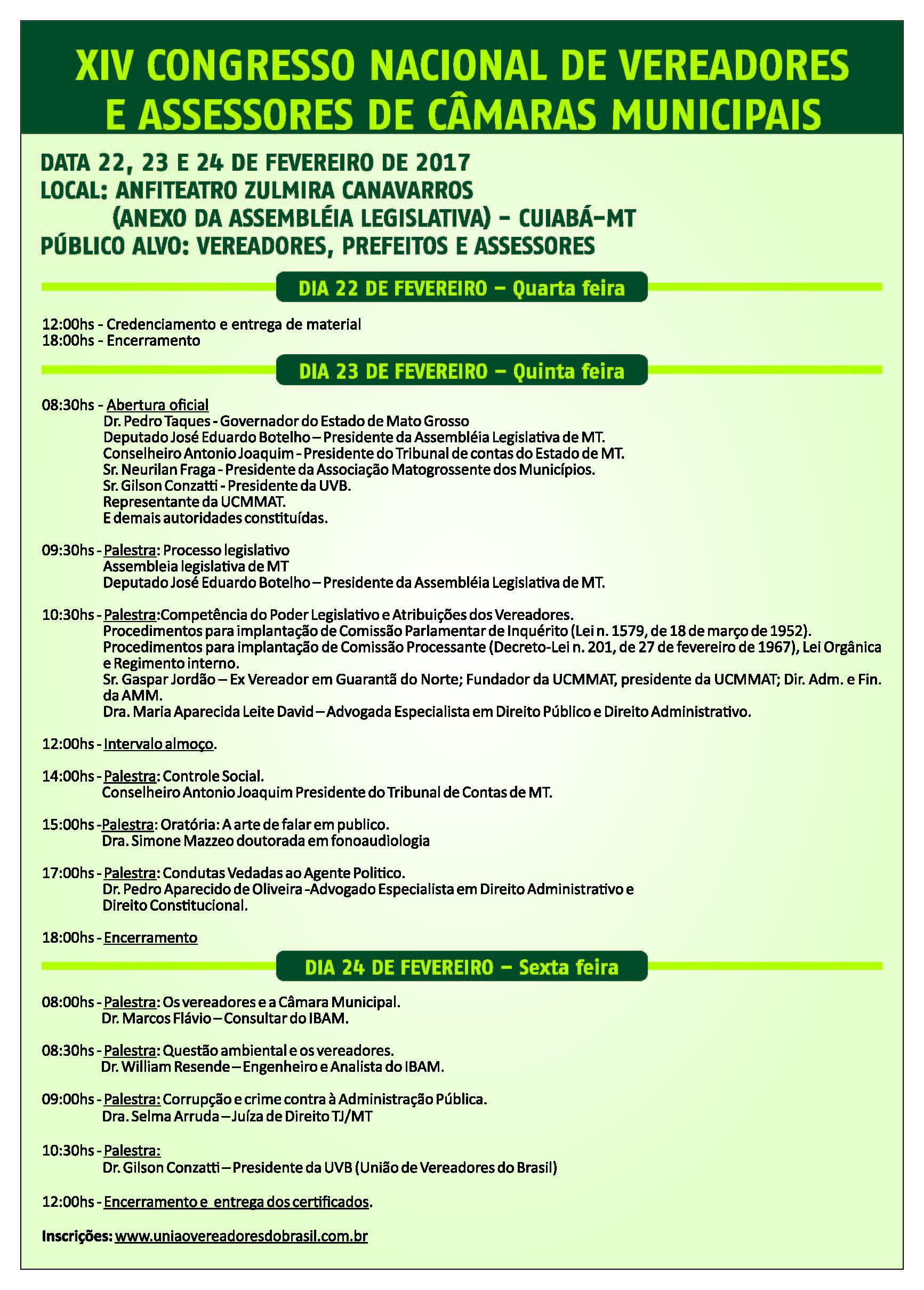 XIV CONGRESSO NACIONAL DE VEREADORES 2_Page_2 Y