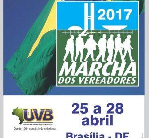 Assista o vídeo convite Marcha dos Vereadores