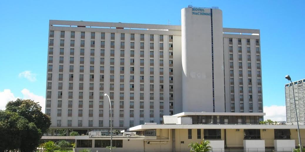 Hotel Nacional de Brasília.