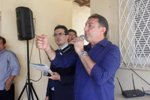 César Veras é reeleito presidente da UVC