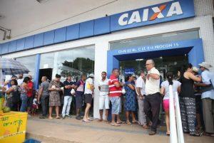 Mais de 3 milhões de trabalhadores sacaram R$ 4,8 bi de contas inativas do FGTS