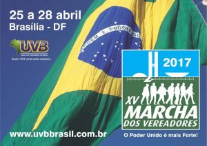 MARCHA 2017 de 25 a 28 de abril – Programação
