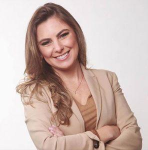 Confirmada: Prefeita de Bombinhas no Fórum da Mulher em Penha