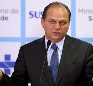 Ministro da Saúde, Ricardo Barros confirmado na Marcha