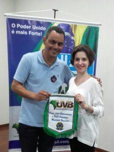 Terciliano Gomes Araújo comandará a UVET até 2021.