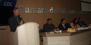 Vereadores lançam Voto de Repúdio em sessão na CDL de Arapiraca
