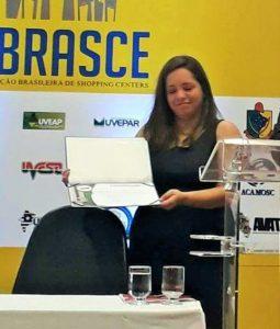 Barbara Krysttal falou sobre o Perfil de Resultados do Sistema de Controle e Controladorias no Brasil