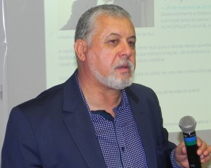 Edison Melo confirmado no Seminário da UVB em Porto Alegre