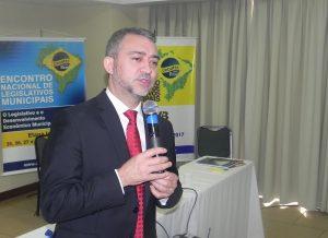 Edegar Pretto defende união de legisladores pela regulamentação das compensações da Lei Kandir