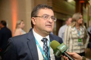 Secretário Michele Caputo Neto confirmado no Congresso da UVB em Brasília