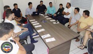Em assembleia geral em Tibau-RN, a UVERN empossa comissão provisória eleitoral