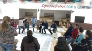 Vereadores se reúnem com comunidade de campinho