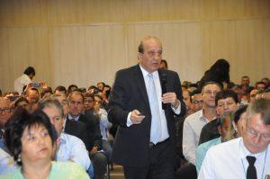 Ministro Nardes do TCU abre 5° Congresso Nacional dos Legislativos Municipais