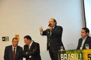 Levi Fidélix lança candidatura à presidência durante o Congresso da UVB