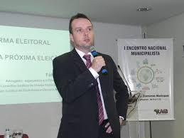 Advogado Fábio Gisch confirmado no Congresso da UVB
