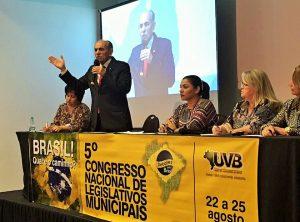 Marcelo Castro defende Reforma Política