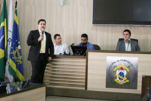 Novo Código Tributário de Campos, RJ, é apresentado na Câmara de Vereadores