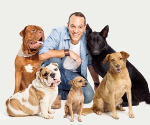 Especialista em psicologia canina, Jean Cloude confirmado no encontro em São paulo